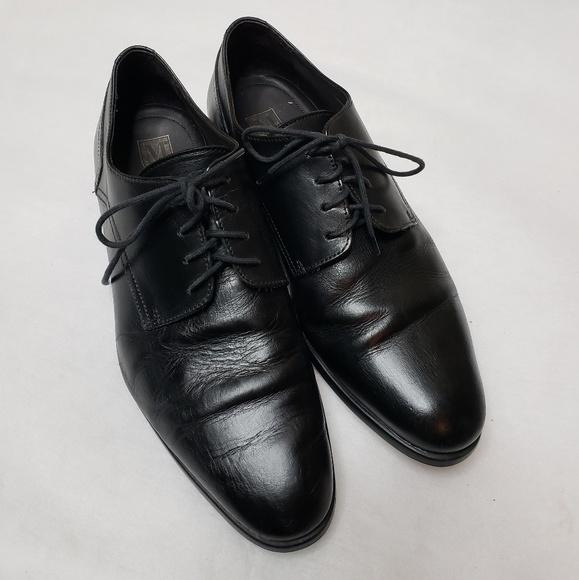 Bruno Magli Maitland Leather Oxfords